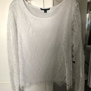 Tops - Women's Lace Top